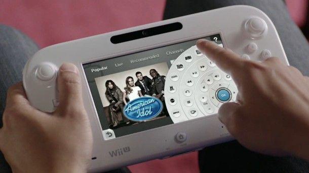 Wii U Streaming Control