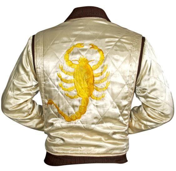 Buy Drive Scorpion Ryan Gosling Jacket
