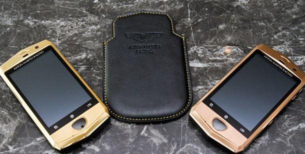 Aston Martin Androids