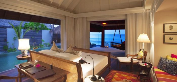 Naladhu Ocean house