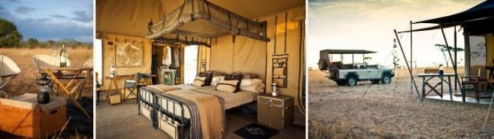 Singita Explore Mobilte Tented Camp