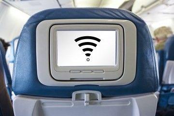 Wi-Fi on a Plane