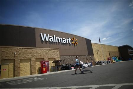 Wal-Mart in Joplin, Missouri