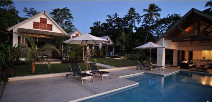 Luxury Accommodation Vanuatu