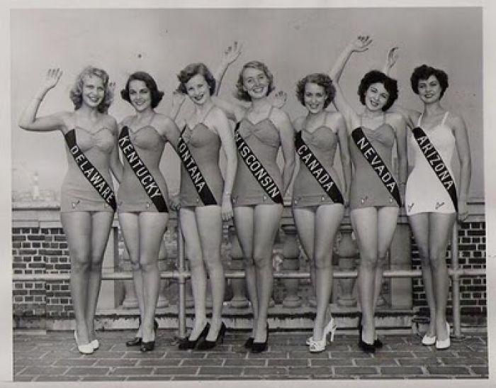 Miss American Vintage