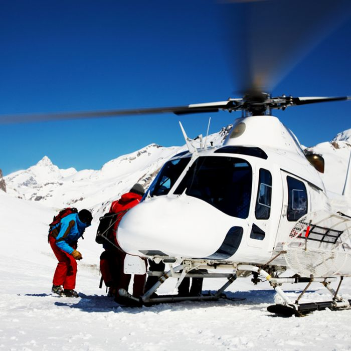 Cross heli-skiing  off your bucket list!