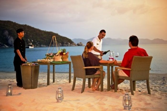 Private Dinner at An Lam Villa, Nha Trang