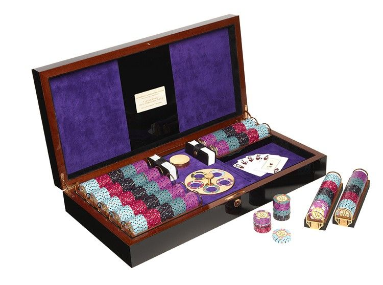 Nocturn Luxury Poker Box