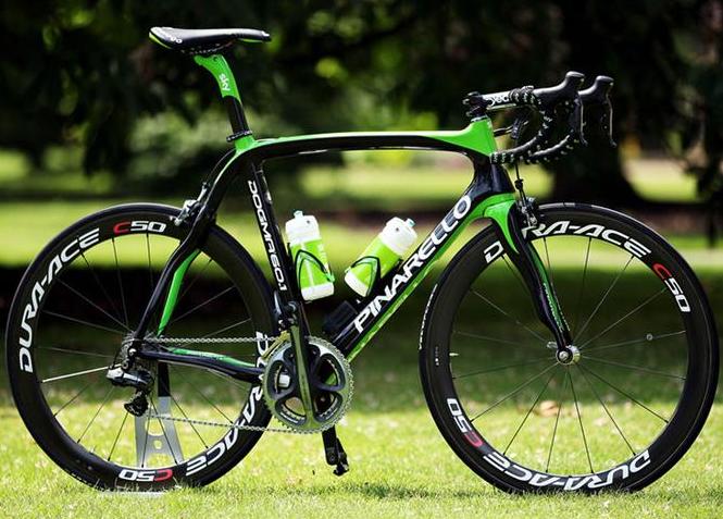 Tour de France race replica