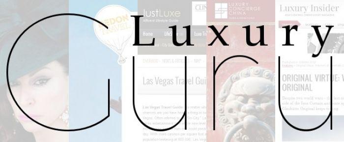 Luxury Guru: Resources for Millionaires