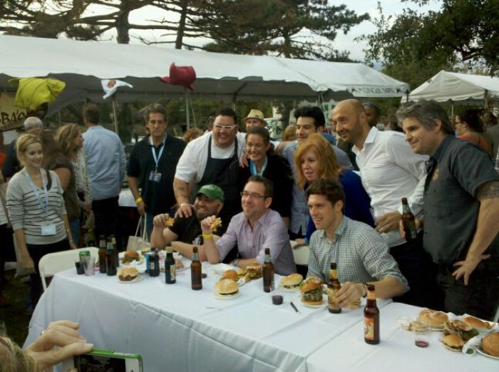 Greenwich Food & Wine Festival Conviviality