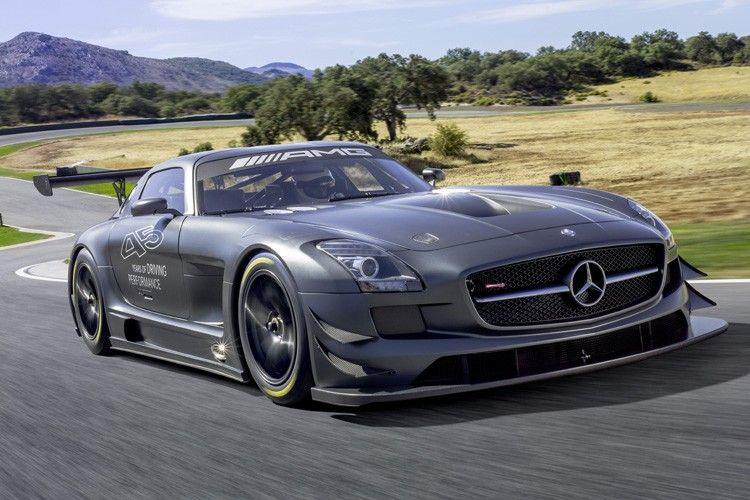 Mercedes AMG Special Edition SLS GT3