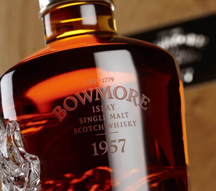 Bowmore 1957 Single Malt Whisky