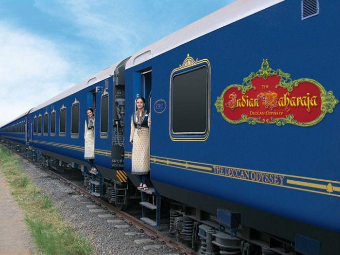 Indian Maharaja Train