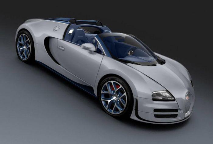 bugatti Rafale edition
