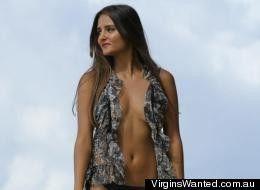 Catarina Migliorini, the $780,000 Virgin