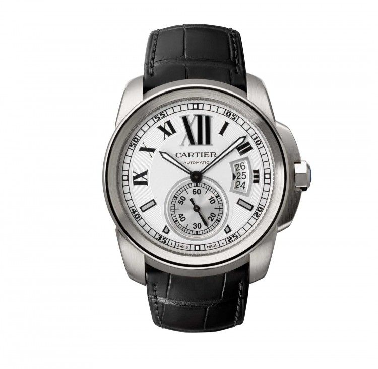 Robust Elegance from Cartier