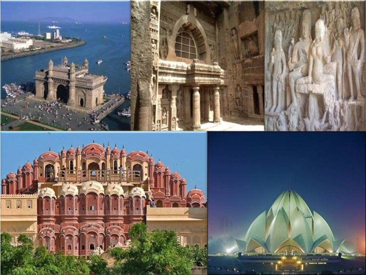 Indian Heritage Places
