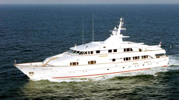 Bill Gates' Honeymoon Superyacht