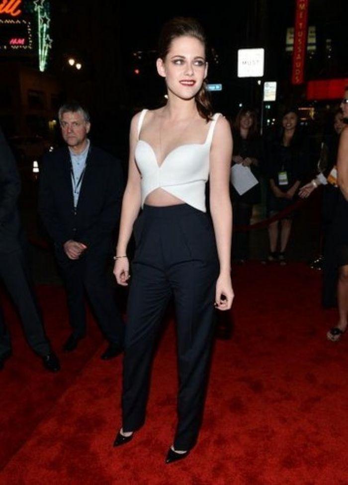 Kristen Stewart in Balenciaga