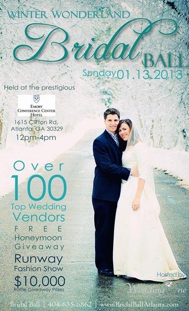 Winter Wonderland Bridal Ball Expo