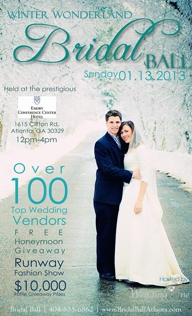 Winter Wonderland Bridal Ball Expo
