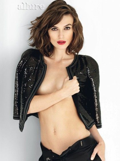 Keira Knightly cover shoot