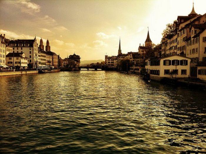 Downtown Zurich