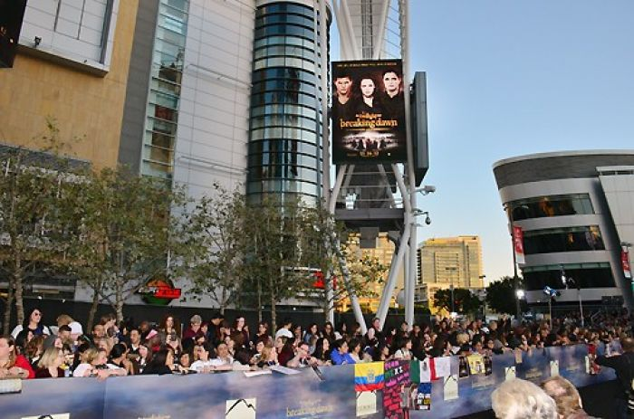 Twilight: Breaking Dawn 2 Premiere