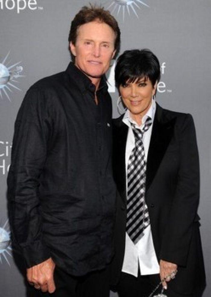 Jenner and Kardashian