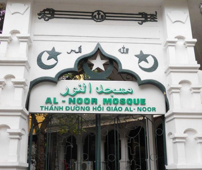 Hanoi Mosque 12 Hang Luoc, Hanoi