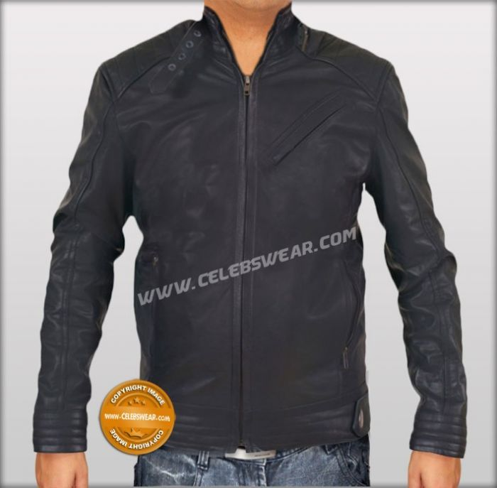 Bourne Legacy Leather Jacket