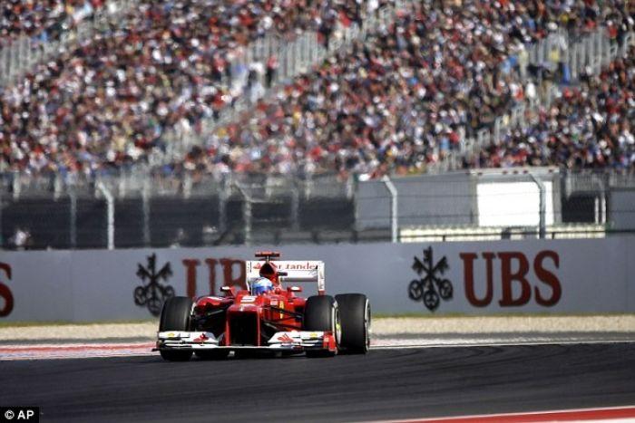 Formula One returned to US