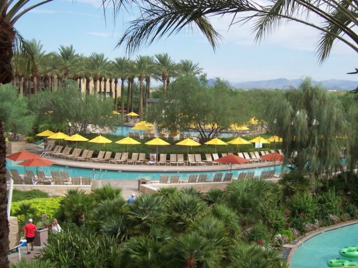JW Mariott Desert Ridge Resort and Spa