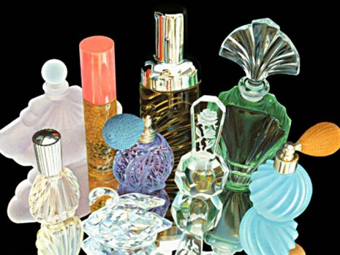 Counterfeit fragrances