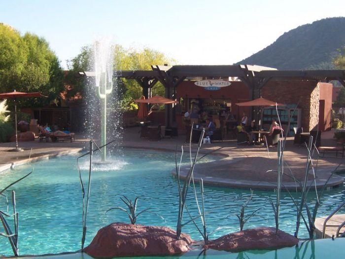 Hilton Sedona Pools