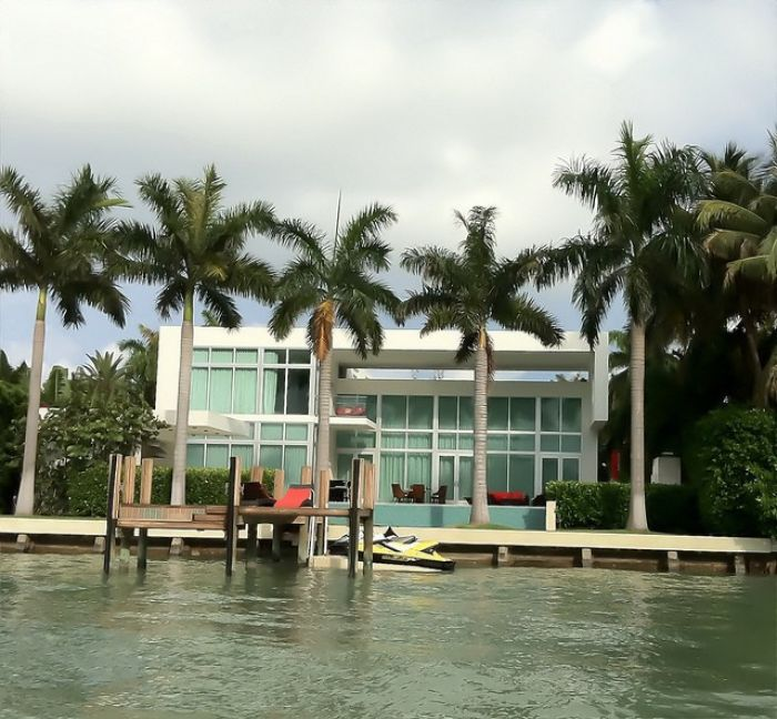 Chris Bosh's Miami Home