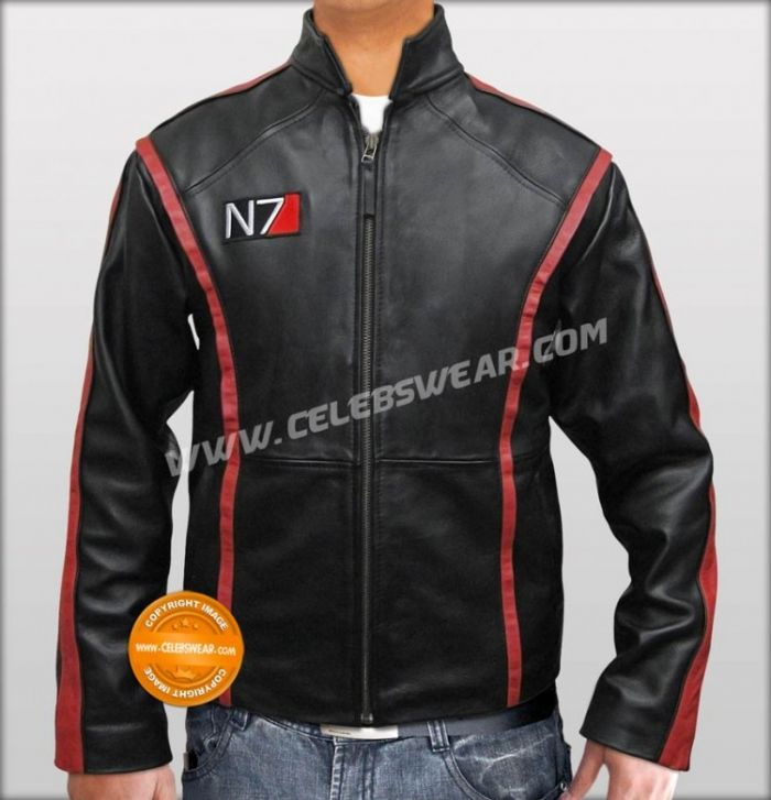 Mass Effect 3 N7 Christmas Costume