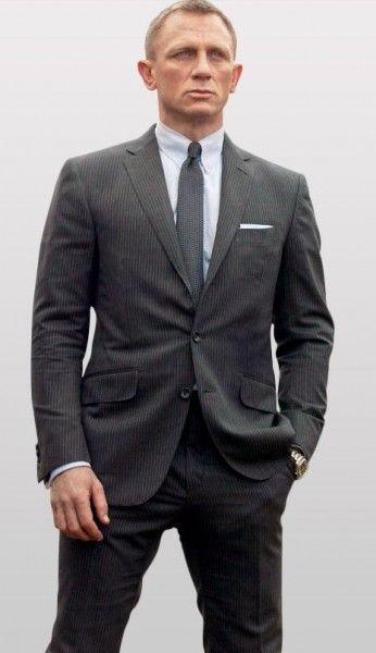 skyfall pinstripe suit