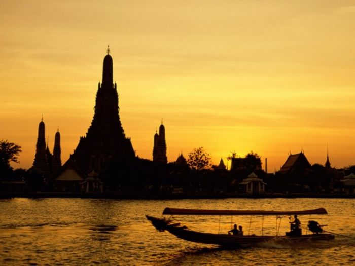 The Temple of Dawn Bangkok