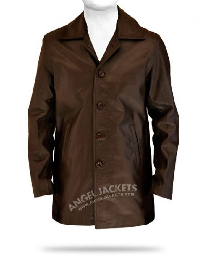 Supernatural Brown Jacket Coat