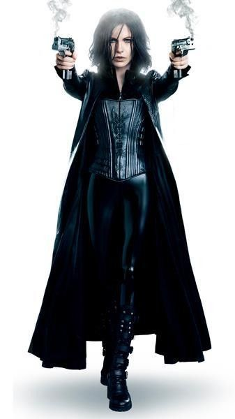 Underworld Awakening Leather Jacket Coat