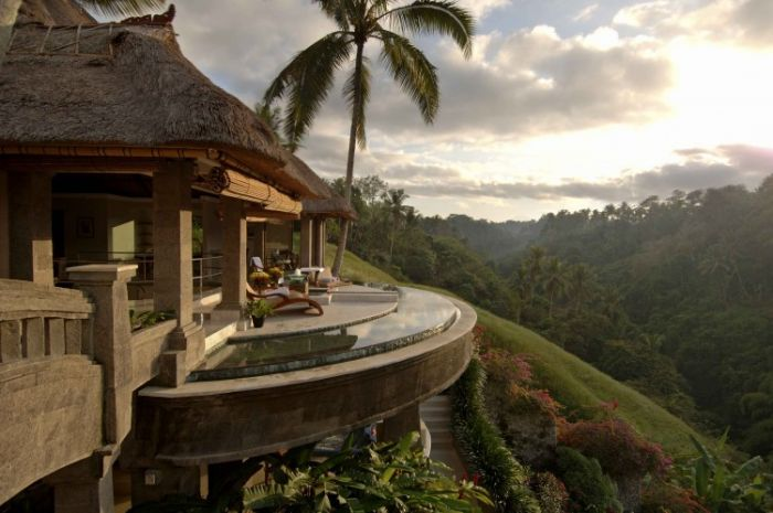 The jewel in the crown, Lembah Spa