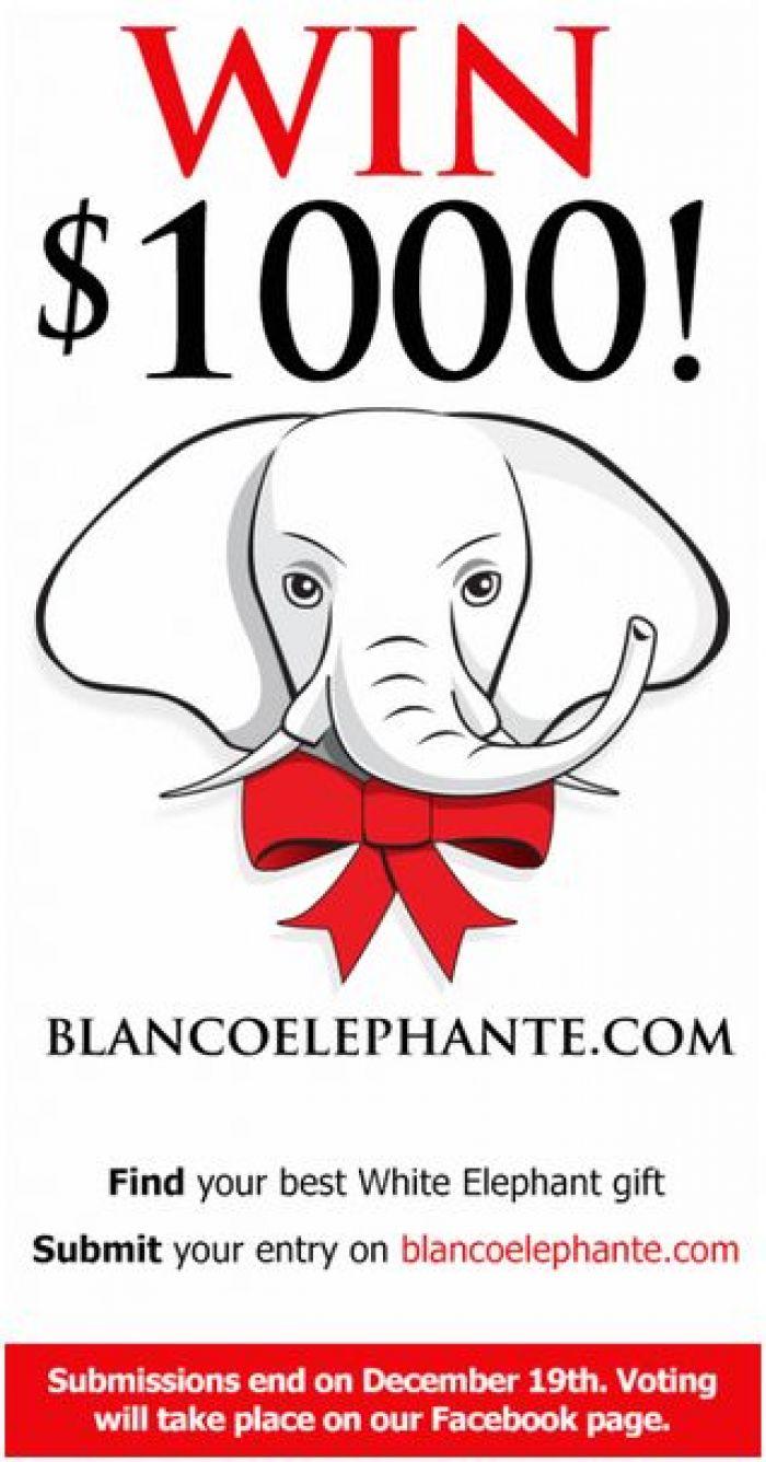 Blanco Elephante Contest