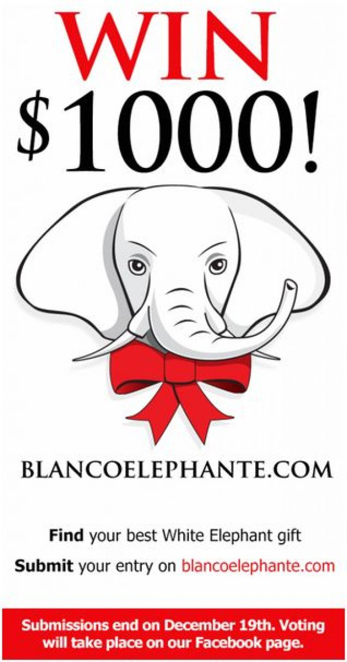 Blanco Elephante Contest