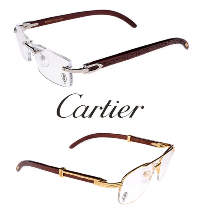 Cartier Luxury Eyewear Frames