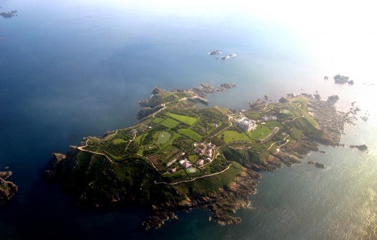 Brecqhou Island