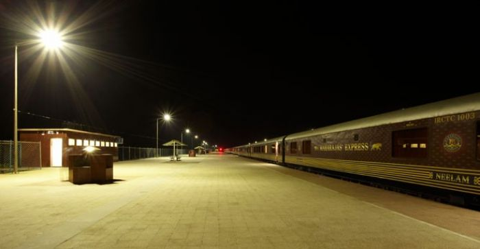 Masharajas Express Train