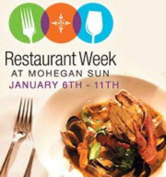 Restaurant Week at Mohegan Sun