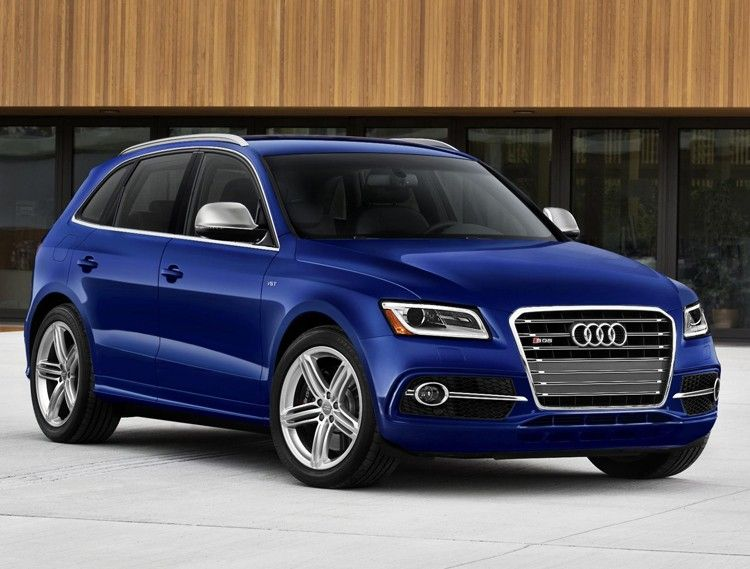 audi SQ5 TSI Performance